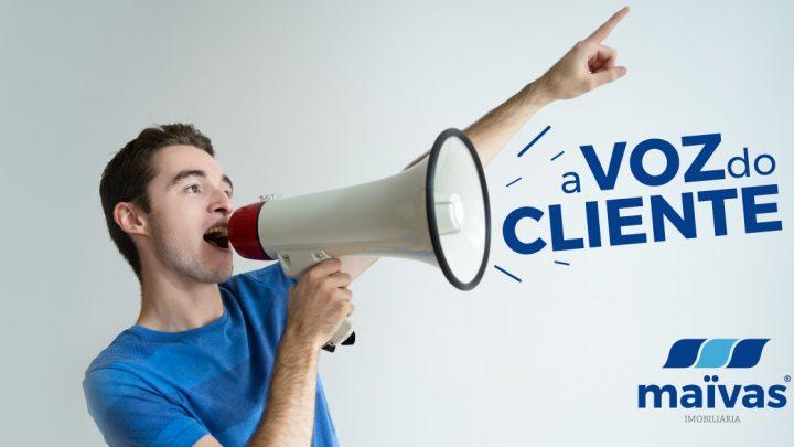 A Voz do Cliente | Testemunho Gustavo Pinto