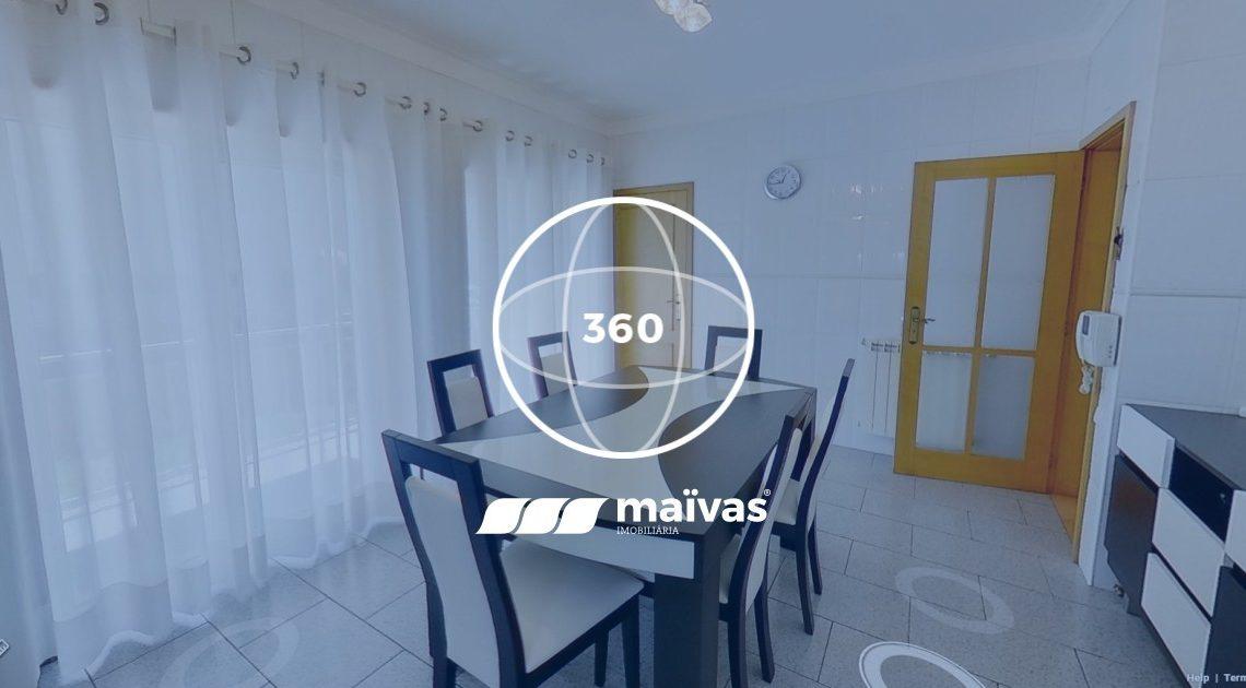 Visita Virtual Moradia em Banda T3, em pleno centro de Vila Verde
